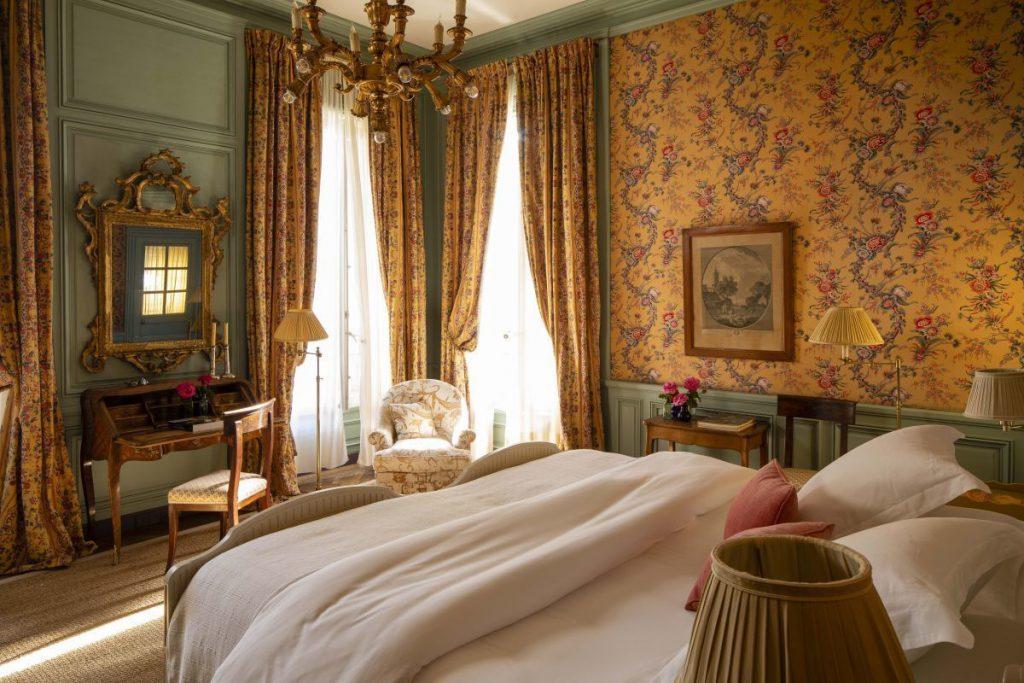Chambre Hôtel Mirande Avignon