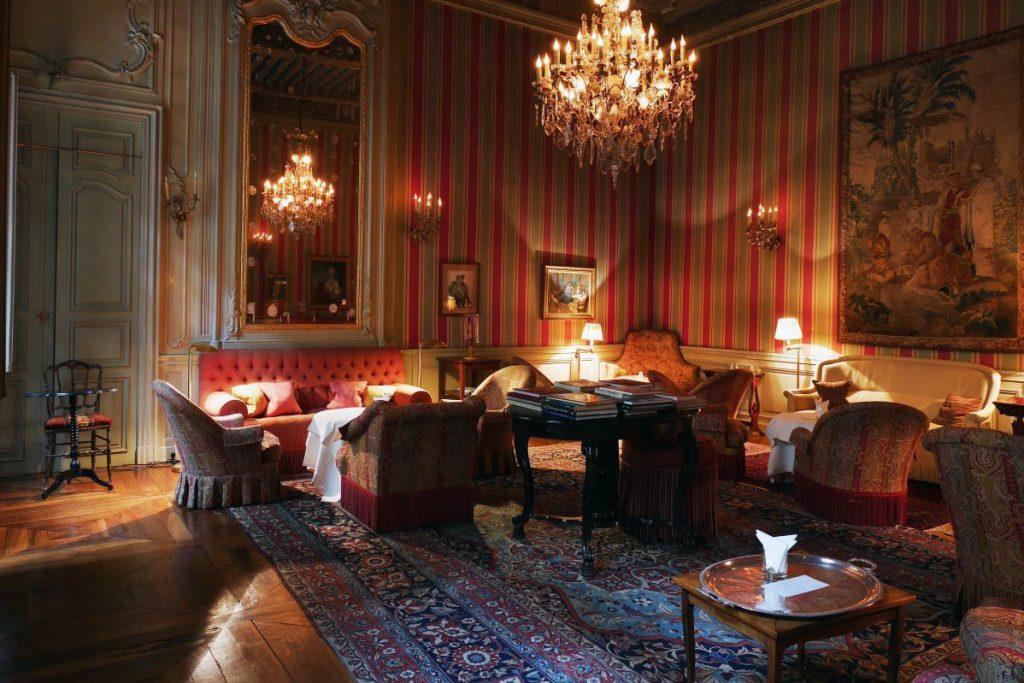 Mirande Salon Hôtel Avignon