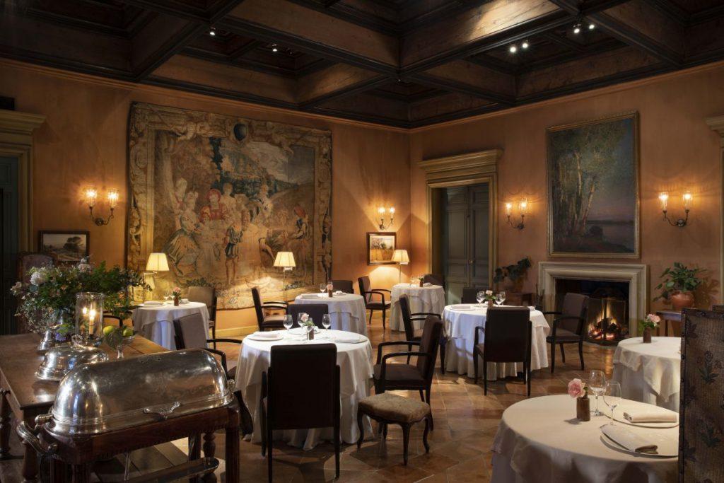 Restaurant Mirande Hôtel Avignon