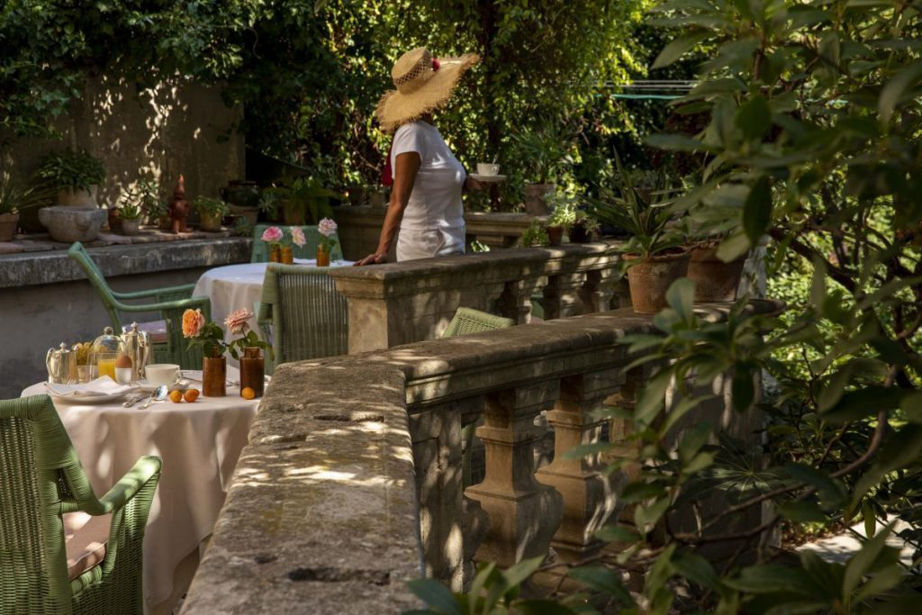Terrasse Mirande Avignon Hôtel