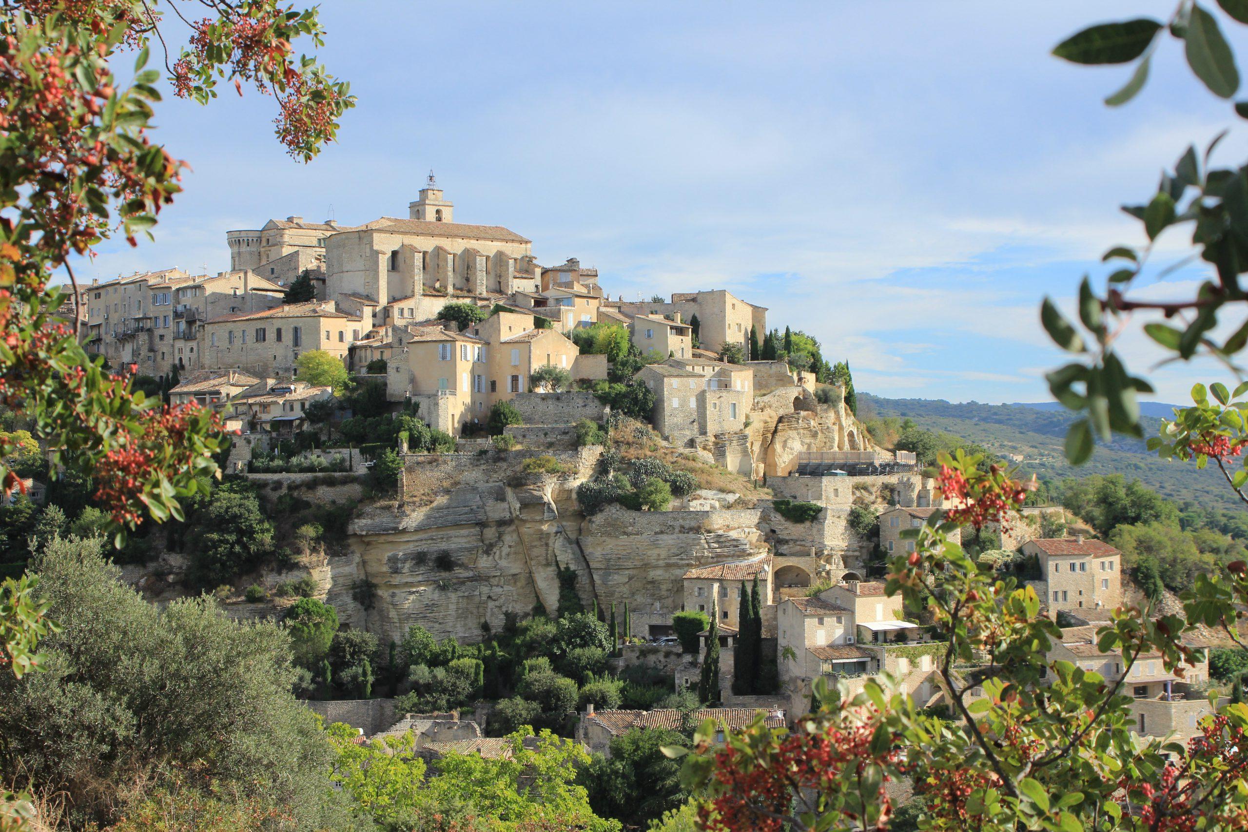 Gordes Luberon Sud France Provence