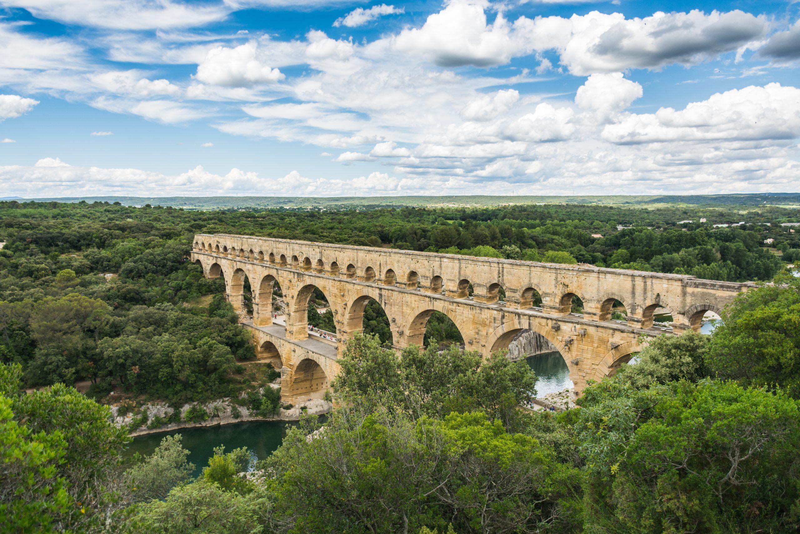 Pont Gard Vestige Romain Visite